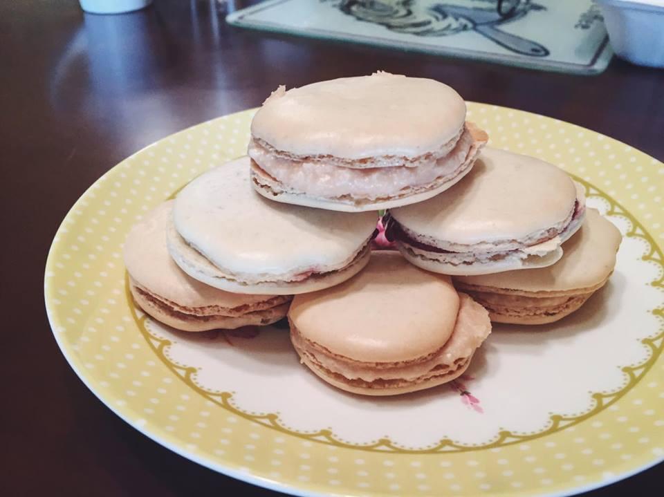 macarons x3