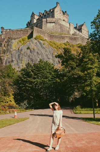 What To Do On A Sunny Day In Edinburgh