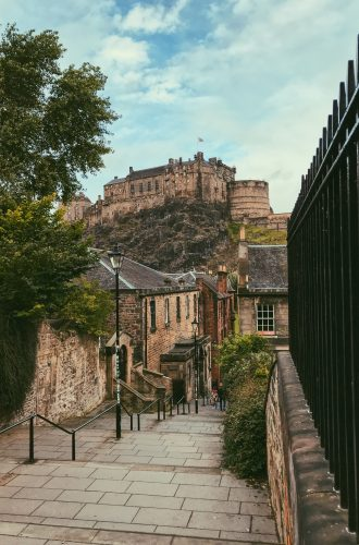 Most Instagrammed Spots in Edinburgh