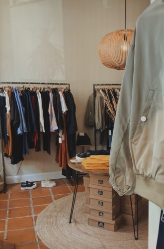 Best Edinburgh clothes shops