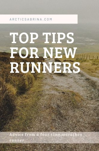 Top tips for new runners